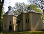 Góra św. Anny, kaplica Św. Schodów i Ratusz Piłata, xxkazik
