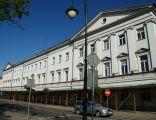 Komora celna, tzw. kamera pruska, ob. delegatura Mazowieckiego Urzędu Wojewódzkiego, mur., 1802, 1844 Płock, ul. Kolegialna 15