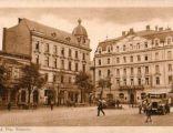 Bielsko-Biała, Plac Wolności 1930