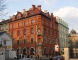 Jan Zimler house, 3 Kurniki street, Kleparz, Krakow, Poland