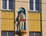 Góral on house, Łódź 292 Piotrkowska Street