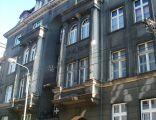 Katowice - Building on Wojewódzka Street 29