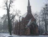 Kaplica cmentarna z II poł.XIX wieku w Kluczborku 01