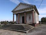Bełdów, kaplica cmentarna Przemienienia Pańskiego, 1854