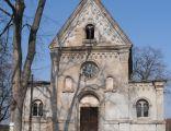 Kaplica cmentarna św. Barbary