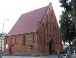 Gryfice Cemetery Chapel 2007-07a