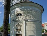 Cmentarz katedralny w Łomży - Kaplica Śmiarowskich (2)