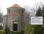 Kaplica cmentarna w Grzybowie