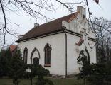 Ewangelicka kaplica cmentarna w Ligocie Dolnej 01