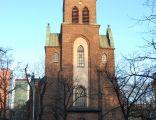 Warszawa-kaplica Dzieciątka Jezus