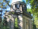 Lodz grobowiec Juliusza Heinzla