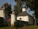 Parchów pow. Polkowice - Kaplica cmentarna