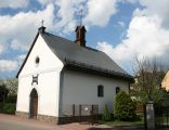 POL Chapel of Transfiguration of Jesus in Krościenko nad Dunajcem southern view