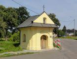 Zabytkowa kaplica Serca Jezusowego w Bronowie