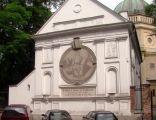 St Barbara graveyard chapel
