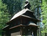 Poland Wisla-Czarne - wooden church
