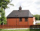 Karlewo kościół filialny pw św Wawrzyńca