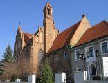 Chojna - kościół p.w. Św. Trójcy w zespole klasztoru poaugustiańskiego