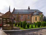 Krosno, kościół Franciszkanów (panorama)