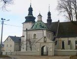 123 A Zespół klasztorny kanoników regularnych Kurozwęki