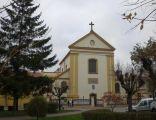 Nowe Miasto nad Pilicą - klasztor kapucynów