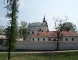 Capuchin monastery in Lubartów, Poland 2