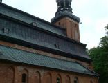 Poland Kartuzy - church