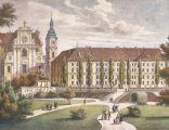 Poznań Fara i Kolegium Jezuickie