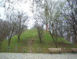Kopiec Mickiewicza park Sanok 2