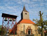 Kościół w Pręgowie (Gmina Kolbudy, woj. pomorskie) 2