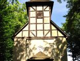 Wielin - Szachulcowy kościół pw. Chrystusa Króla 3