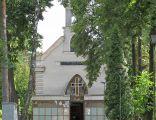 Podlaskie - Białystok - Białystok - Raginisa 8 - cm Farny - kościół Chrystusa Zbawiciela - Front;daleko