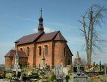 Kaplica cmentarna-Wielgie