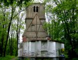 Paczków ruina kościoła cmentarnego