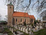 Paszowice, Kościół cmentarny św. Trójcy - fotopolska.eu (270402)