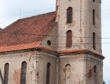 Zduny, kościół ewangelicki z końca XVIII w