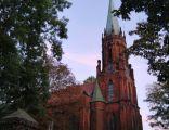 Budynek kościoła ewangelicko-augsburskiego Apostołów Piotra i Pawła