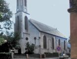 Kościół Ewangelicko-Augsburski Krzyża Jezusowego w Gorzowie Śląskim 01