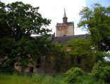 Biskupiec dawny kościół ewangelicki