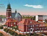 Racibórz - Kościół ewangelicki przy ulicy Wileńskiej