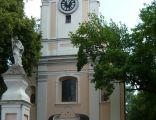 Kościół św Mikołaja w Łabiszynie