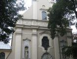 Zespół klasztorny reformatów, obecnie ss. nazaretanek (4)