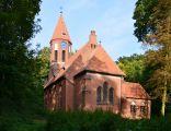 Dębowa Łąka, kościół Matki Boskiej Bolesnej 1 (WLZ14)