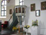 Kościół Koniewo Ambona