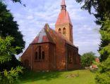 Więcław - kościół