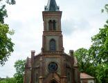 Soczewka - kościół Matki Boskiej Częstochowskiej