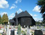Kościół cmentarny pw. Matki Boskiej i św. Andrzeja w Popielowie Gmina Popielów. bertzag (4)