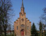 Kościół Matki Boskiej Różańcowej w Ługach Ujskich