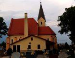 Kościół Matki Bożej Bolesnej w Przysieczy