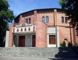 Szczecin, kościół MB Jasnogórskiej